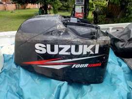 Capota para motor Suzuki 60 fuera de borda