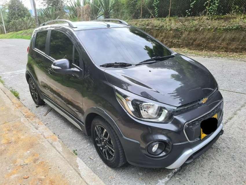 Chevrolet spark Gt super oferta 2020