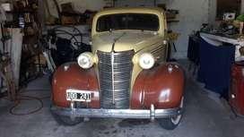Vendo auto antiguo de colección