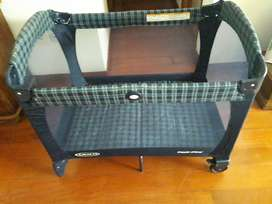 Practicuna marca Graco modelo Pack & Play