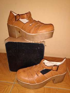 Zapatos. .