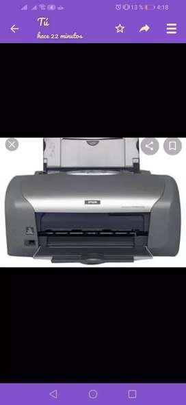 Impresora epson stylus R220