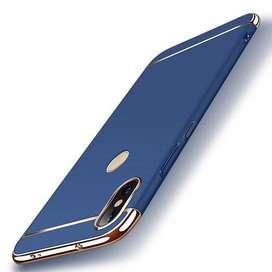 Carcasa Protector 3 En 1 Xiaomi Redmi Note 6 Pro Forro