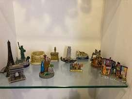 Souvenirs figutas lugares del mundo