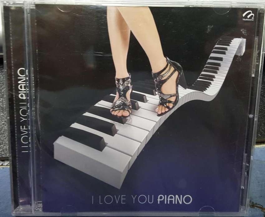 RICHARD CLAYDERMAN I Love Piano (1 Cd, $13.00) 0