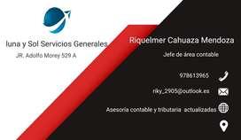 Servicios Contables Sistematizados