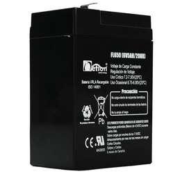 Bateria AGM 6V 5Ah Netion Recargable