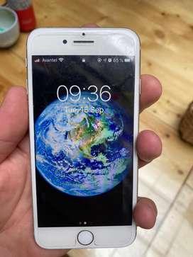 I phone 8 buen estado