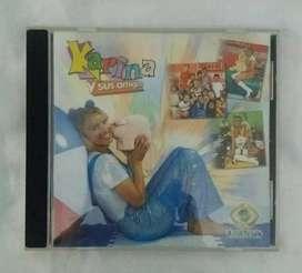 Karina y sus amigos cd original