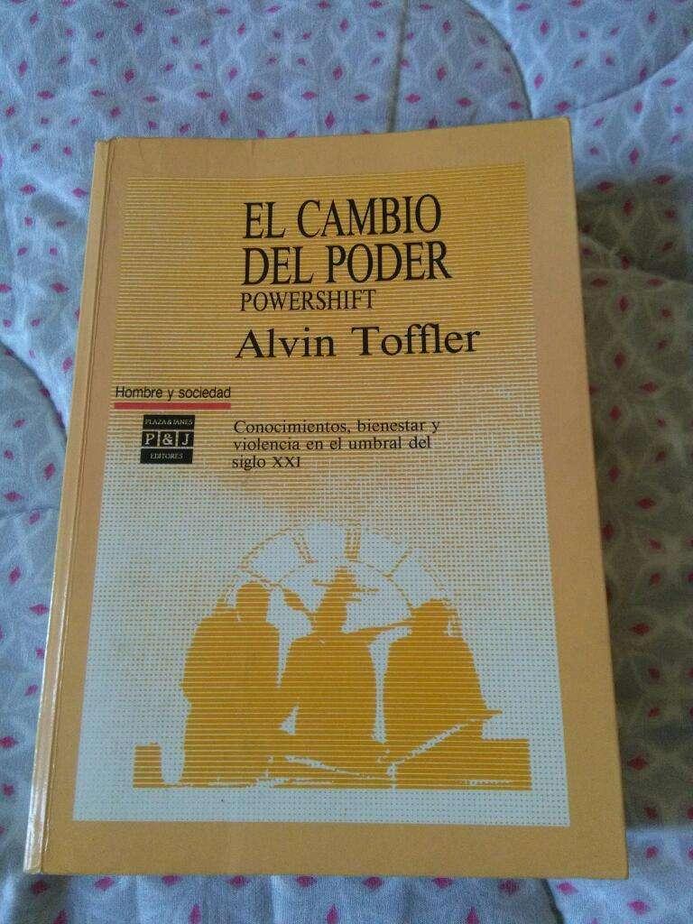 El Cambio Del Poder . Powershift . Alvin Toffler . Libro 0