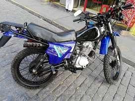 moto lifan, motor125 en perfecto estado.
