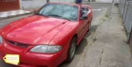 VENDO HERMOSO FORD MUSTANG CONVERTIBLE MOD 94