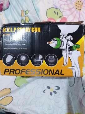 Pistola Aerografo Profesional de Pintura
