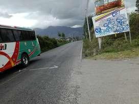 VENDO REMATO 1 LOTE DE TERRENO EN OTAVALO