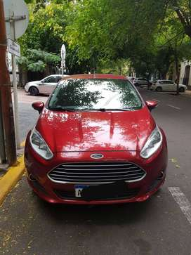 Ford Fiesta SE 2017,38.570KM, IMPECABLE,UNICA MANO,NUNCA CHOCADO!!