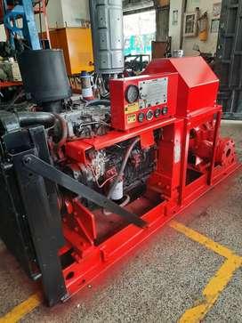 """Motobomba diesel contra incendio de 5"""""""