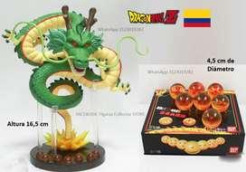 Shenlong y esferas del dragon Bogotá