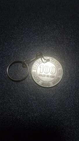 100 Soles Llavero