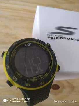 Reloj sketchers fitness trainer, todas las tarjetas de crédito y débito