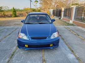 Vendo Honda Civic Ej8 Full Extras