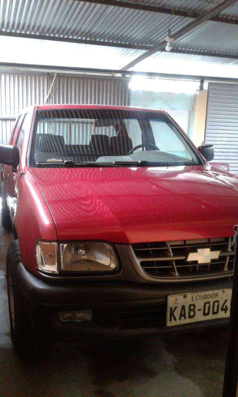 CHEVROLET 4 X2 DOBLE CABINA 0