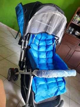 Coche Para Bebé Como Nuevo