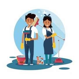 Servicio de limpieza en montería
