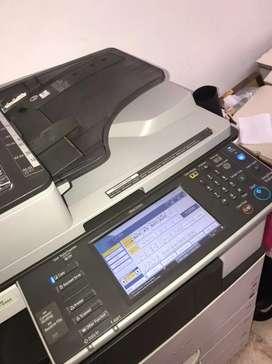 Se vende fotocopiadora en excelente estado