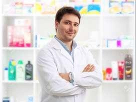 Quimico farmaceurico - Regencia