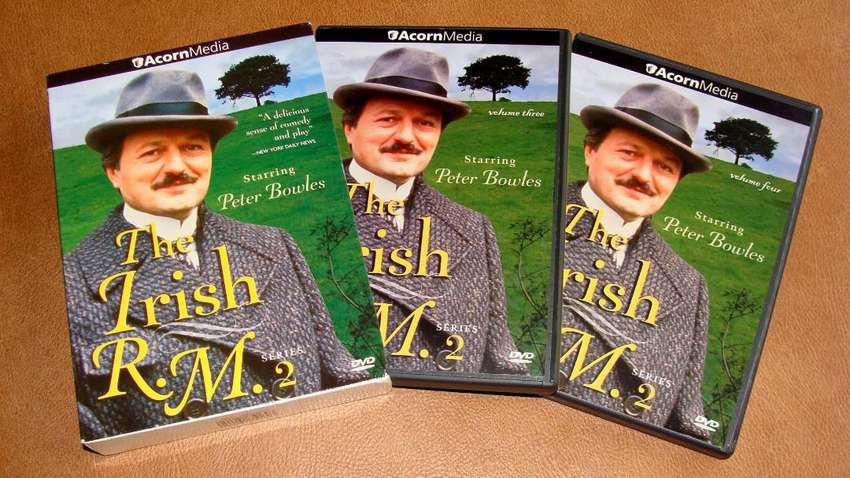 Serie The Irish R.M. Serie 2 en 2 DVDs 0