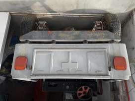 Carrocera jeep