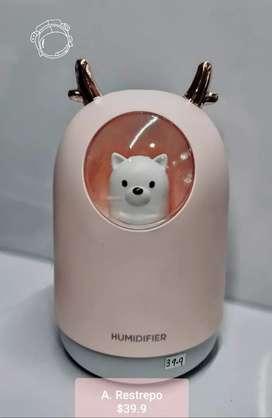 Humidificador edición perro cápsula nuevo