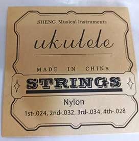 Cuerdas nylon para ukelele de todo tipo