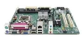 PLACA INTEL d102ggc2 775 +2GIGAS de RAM