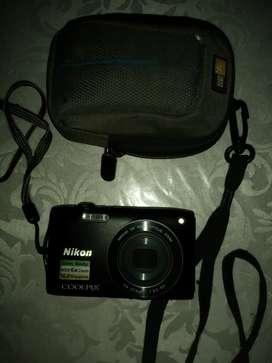 Vendo cámara dijital