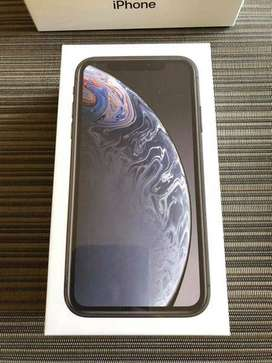iPhone XR Black 64GB Sellado