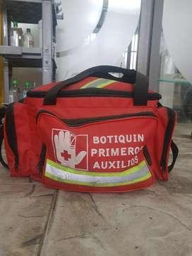 Botiquín tipo B primeros auxilios