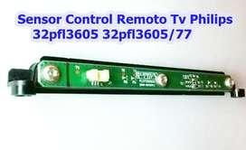 Botonera Tv Philips 32pfl3605 32pfl3605/77