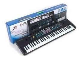 Organeta Keyboard Teclado Para Niños 61 teclas Juguete Pia Env Inmediato