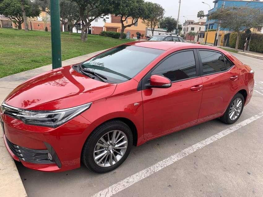 Toyota Corolla XEI MT 2018 - 7900kms 0