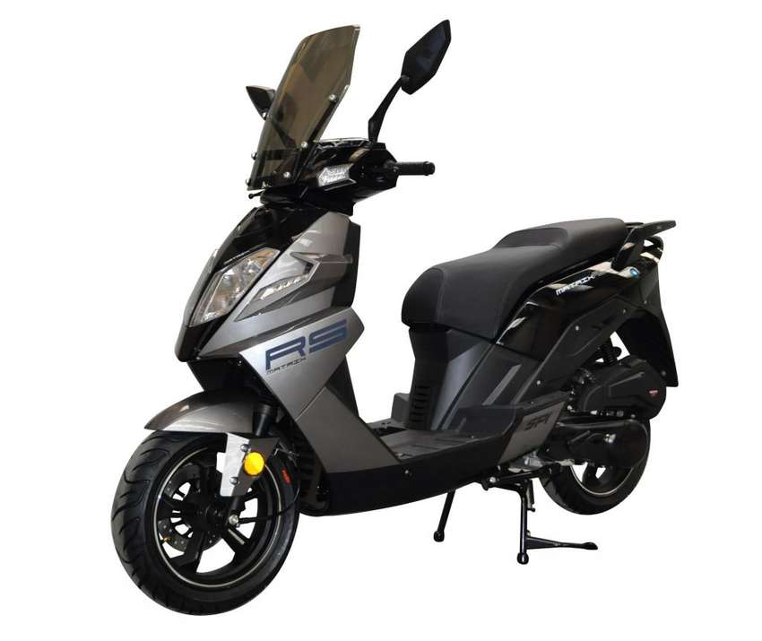 MOTO SCOOTER SPI MATRIX RS 150 0