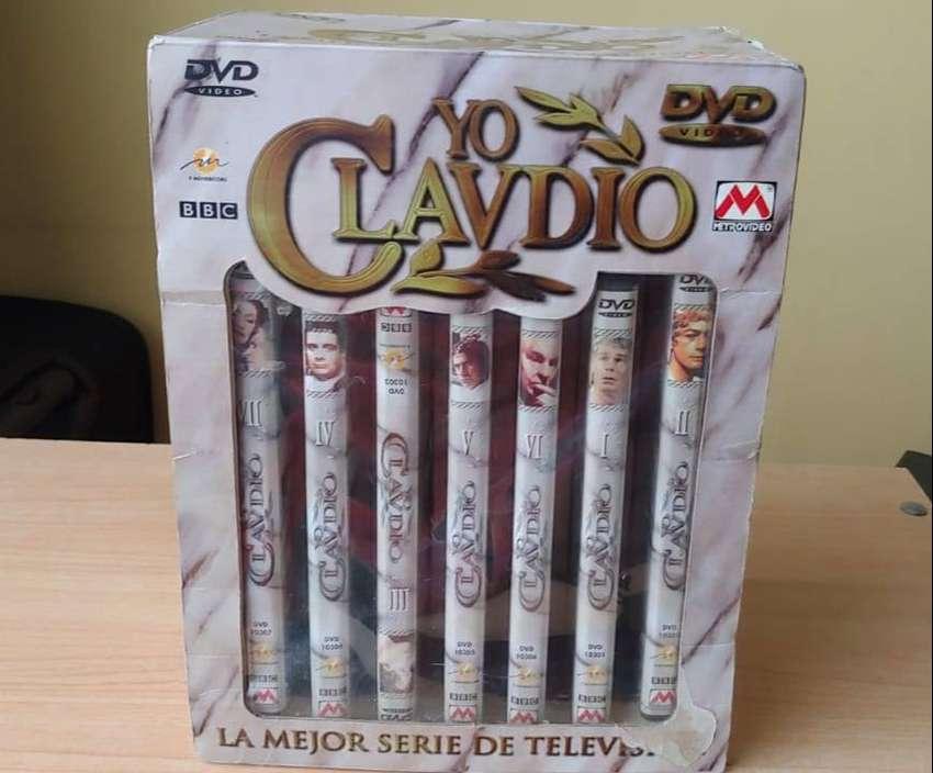 VÍDEO DE YO CLAVDIO  ORIGINAL