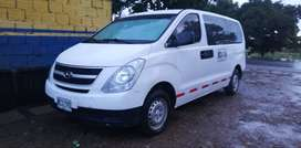 Vendo / permuto van Hiunday H1 grand estarex turbo diesel