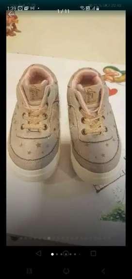 Zapatos niña talla 23