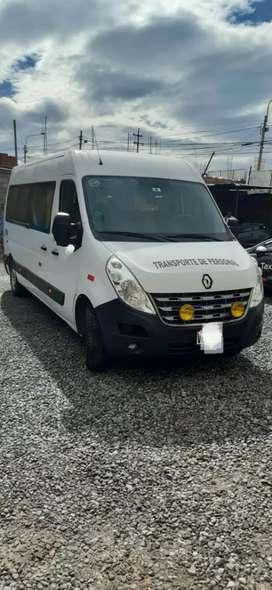 Expresos minivan renault