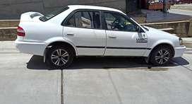 Vendo mi automóvil Toyota corolla