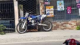 Yamaha wr426f con factura