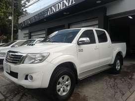 Toyota Hilux Diesel Blindaje 2 2013 3.0