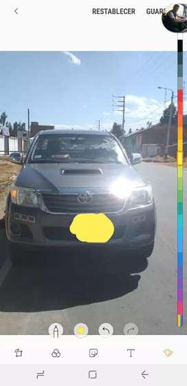 Toyota hilux en ayacucho