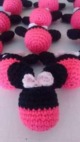Souvenir de Minnie crochet amigurumi